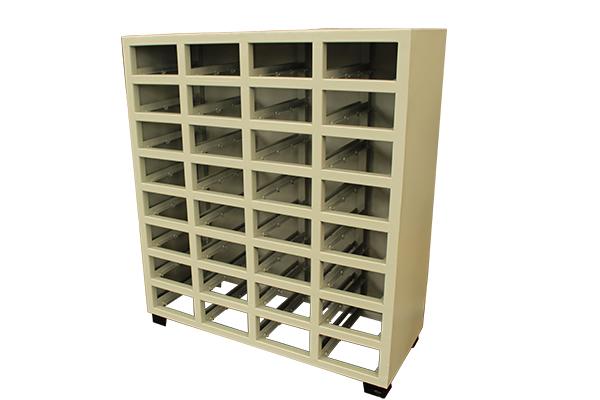 喷丝板储存柜