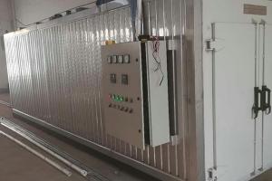 纺单丝定型烘箱