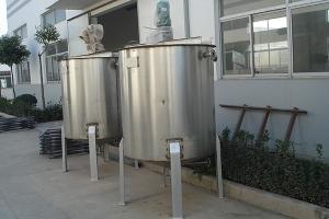 油剂调配槽